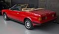 1988 Maserati Biturbo Spyder i, rear left.jpg