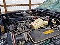 1990 Jaguar XJ6 - engine - Flickr - dave 7.jpg