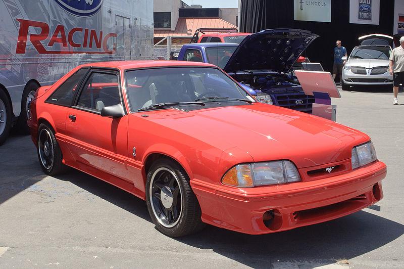 File:1993 Ford SVT Mustang Cobra R (7446033324).jpg