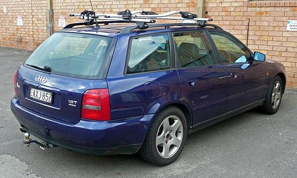 Audi A4 Berline /& Avant 1994-2001 Arrière Gauche Passager N//S étrier De Frein