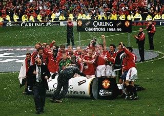 1998–99 Manchester United F.C. season Football season