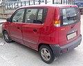 1998 Hyundai Atos rear.jpg