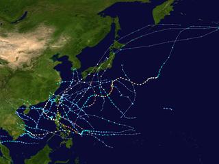 1998 Pacific typhoon season typhoon season in the Pacific Ocean