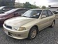 1999-2000 Mitsubishi Lancer (CK2) 1.8 SEi Limited Sedan (2018-07-03) 01.jpg