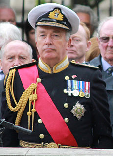 Alan West, Baron West of Spithead Retired Royal Navy admiral (born 1948)