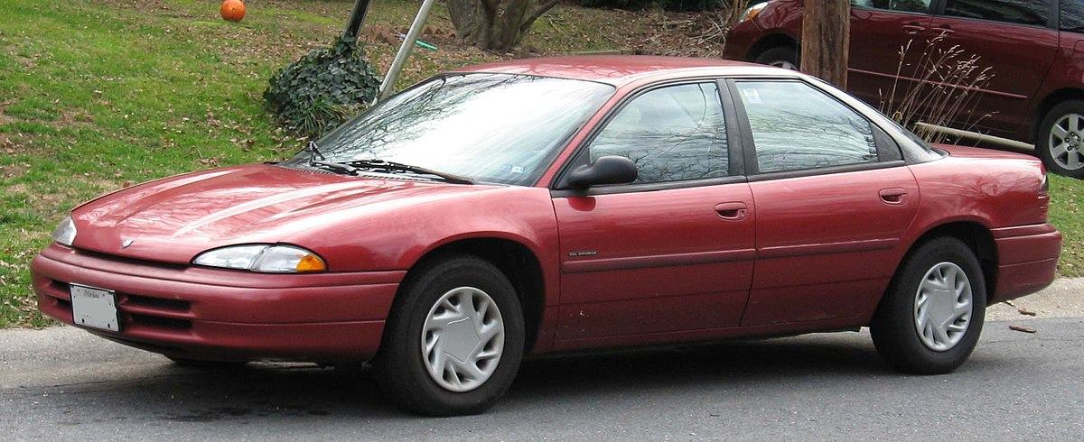 Px St Dodge Intrepid on 1997 Dodge Intrepid