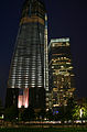 1 WTC Rising at night.jpg