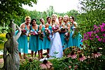 Photo of Bridesmaids from Wikipedia