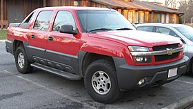 Chevrolet Avalanche Wikipedia >> Chevrolet Avalanche - Wikipedia