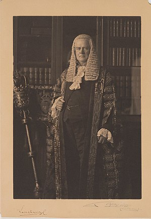 Robert Reid, 1st Earl Loreburn - Earl Loreburn