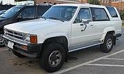Toyota 4Runner Truck 1984 1985 1986 1987 1988 Manual De Reparacion Taller