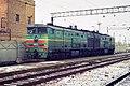 2ТЭ10М-2385, Russia, Saratov region, Saratov-II Railway station (Trainpix 156044).jpg