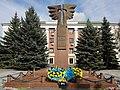 2. Пам'ятник борцям за волю; Рівне.JPG