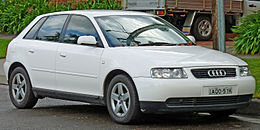 2000-2004 Audi A3 (8L) 1.8 5-door hatchback (2011-04-28) 01.jpg