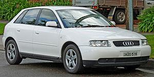 Audi A3 Typ 8L