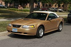 1999 ford mustang v6