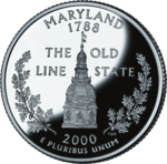 Maryland quarter