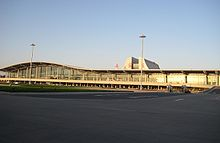 Shijiazhuang Zhengding International Airport terminal building