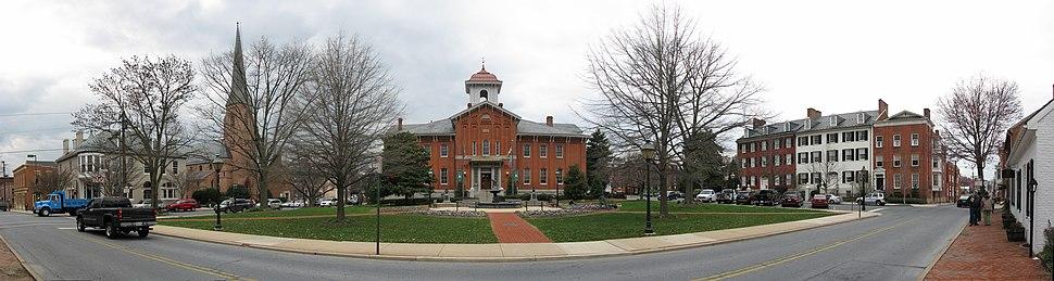 2008 03 28 - Frederick - City Hall 4