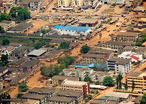 Timeline of Lagos - Lagos, 2008