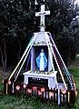 2008 Na Chwałę Bogu i Matce Bożej mieszkańcy Gustawowa.JPG