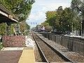 20091017 20 Metra, Stone Ave., LaGrange, Illinois (41024408530).jpg