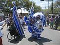 2010UptownIndians-LaSalleBluefeathersChair2.JPG