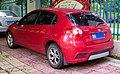 2010 Brilliance Junjie FRV (facelift), rear 8.5.18.jpg
