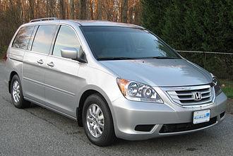 Honda Odyssey (North America) - 2010 Honda Odyssey EX