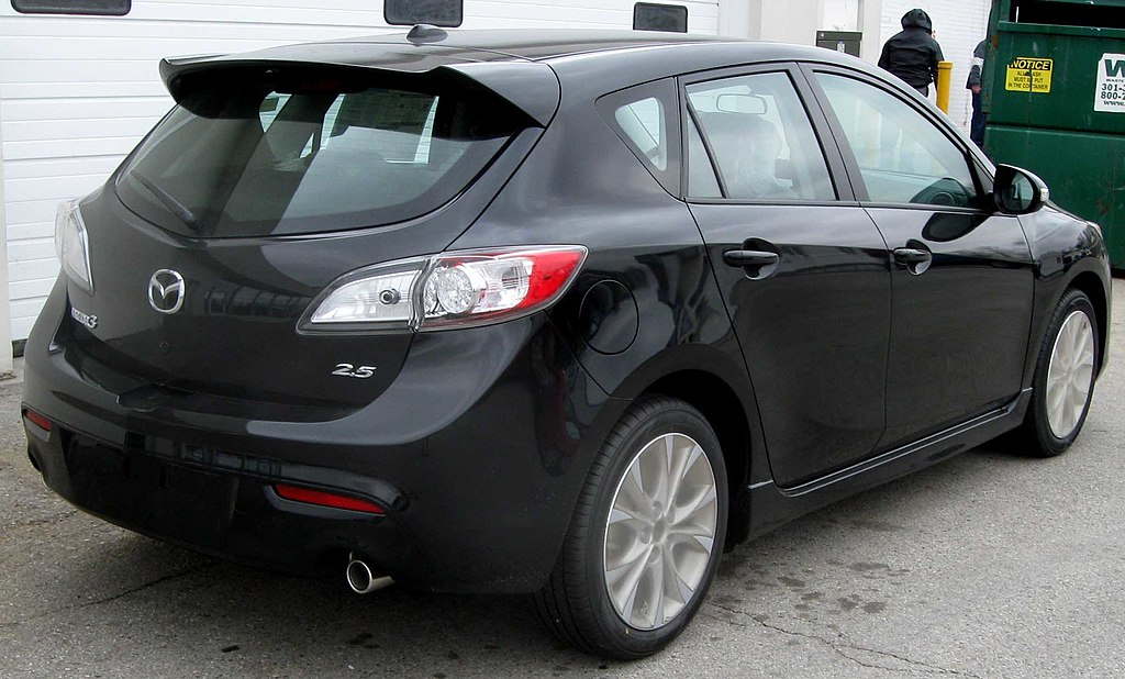 Mazdaspeed Mazda Grand Touring
