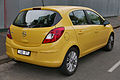2012 Opel Corsa (CO) Enjoy 5-door hatchback (2015-11-11) 02.jpg