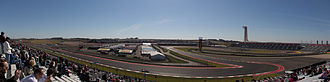 Circuit of the Americas - CoTA on race day