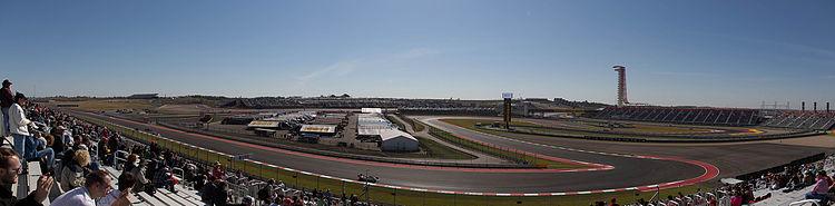 Circuit d'Austin - Viquipèdia, l'enciclopèdia lliure