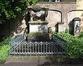 20130531100DR Alter Katholischer Friedhof J G Chevalier de Saxe.jpg