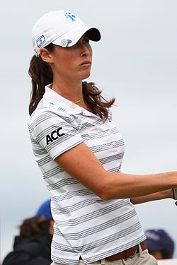2013 Women's British Open - Laetitia Beck (1).jpg