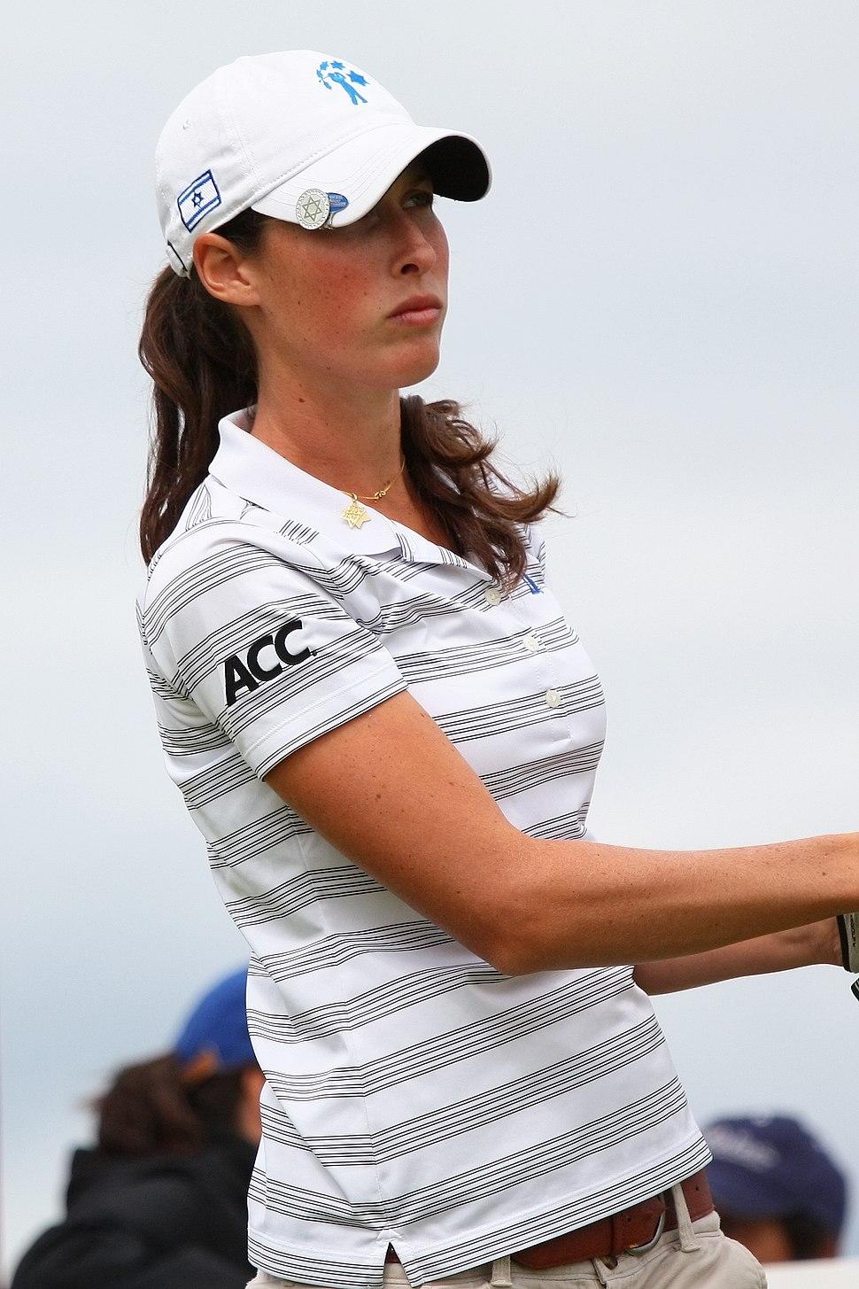 2013 Women's British Open - Laetitia Beck (1)