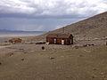 2014-07-28 13 30 21 Building in Berlin, Nevada at Berlin-Ichthyosaur State Park.JPG