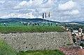 2014 Kłodzko, bastion widokowy na twierdzy.JPG