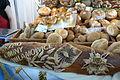 2015, Fair Smaki Regionow, Poznan (Wilamowice bread).JPG