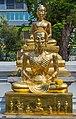2016 Bangkok, Dystrykt Phra Nakhon, Wat Suthat (04).jpg
