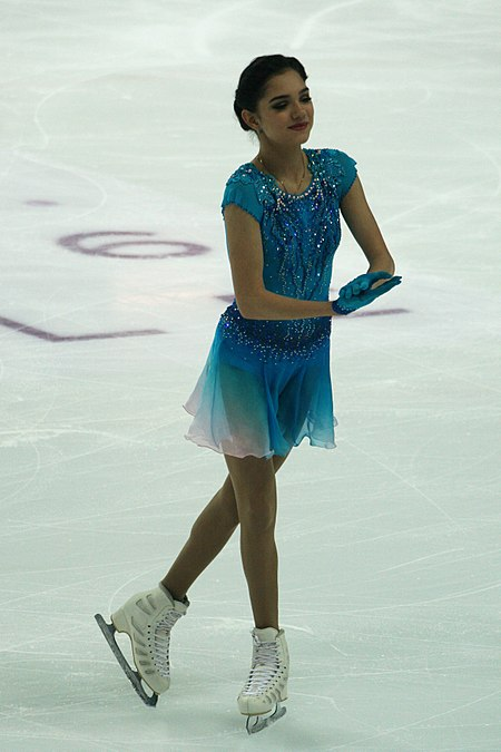 2016 Grand Prix of Figure Skating Final Evgenia Medvedeva IMG 3628.jpg