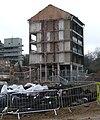 2016 Woolwich, Connaught Estate demoltion 05.jpg