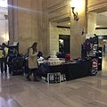 2016 World Series merchandise table in Chicago Union Station's Great Hall IMG 8584.jpg