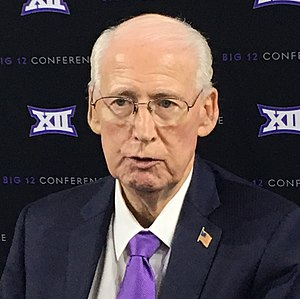 Bill Snyder - Snyder at 2017 Big 12 Media Days
