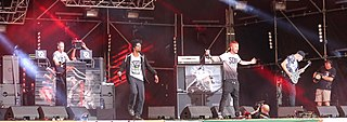 The Qemists electronic music group from Brighton, United Kingdom