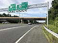 2019-08-19 17 37 23 View north along U.S. Route 29 (Columbia Pike) at Exit 21B (Maryland State Route 108 WEST, Clarksville) in Columbia, Howard County, Maryland.jpg