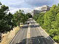 2019-09-12 16 41 21 View north along the Rock Creek and Potomac Parkway from the balcony of the Kennedy Center in Washington, D.C..jpg
