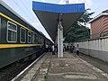 201906 Platform 2 of Miluo Station.jpg