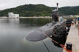 2019 Cerimônia de Integração do Submarino Humaitá (SBR-2).jpg