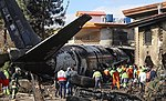 2019 Saha Airlines Boeing 707 crash 03.jpg